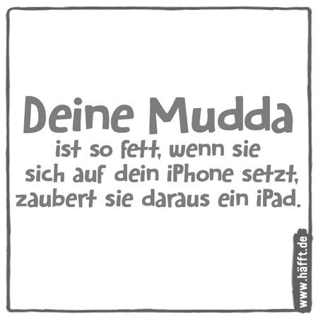 Deine Muddawitze