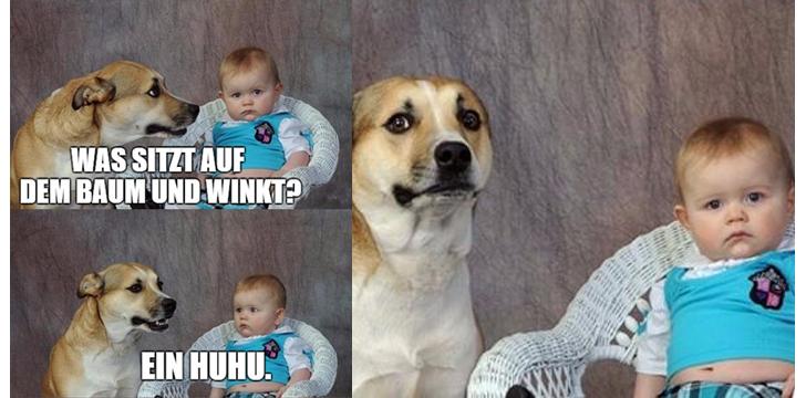 Hund Baby Meme