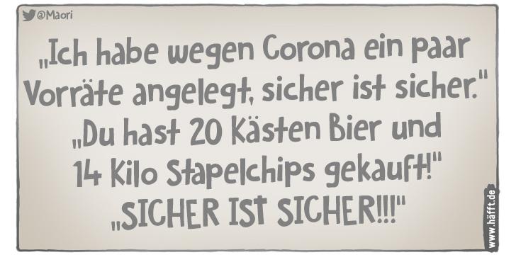 Sprüche Corona Lustig