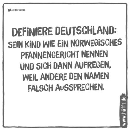 6 Lustige Definiere Deutschland Sprüche Häfftde