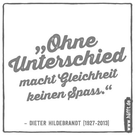 Dieter Hildebrandt Godfather Der Satire Teil 2 Häfftde