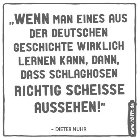 6 Hafftige Spruche Von Dieter Nuhr Hafft De
