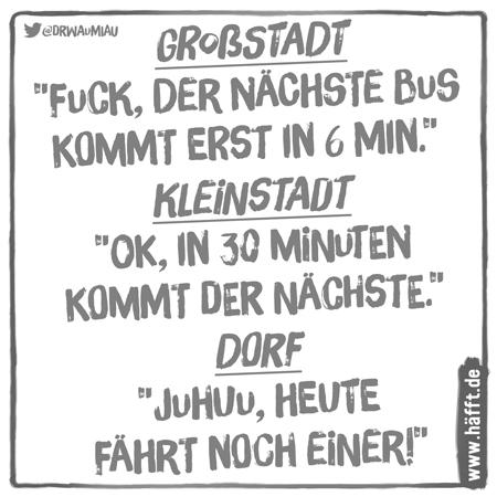 7 Spruche Uber Dorfleben Versus Stadtleben Hafft De