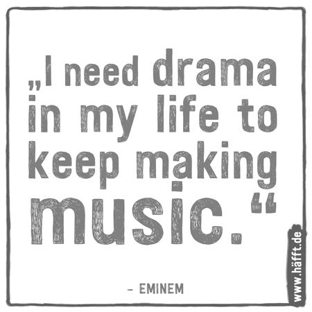 8 Häfftige Zitate Von Eminem Häfft De