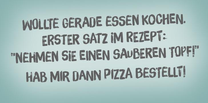 8 lustige Sprüche über Essen · Häfft.de
