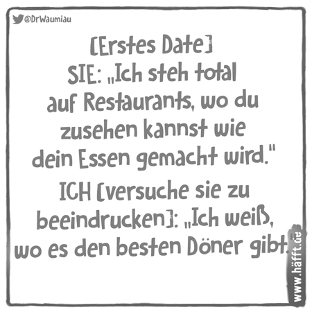 Einfache Dating-Zitate