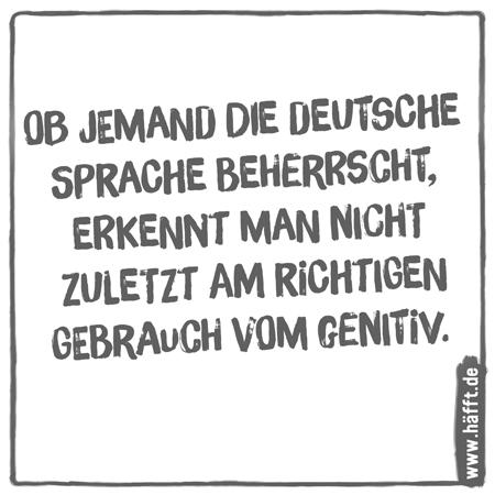 Lustige deutsche sprüche
