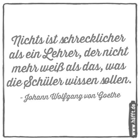 8 Zitate Von Johann Wolfgang Von Goethe Häfftde