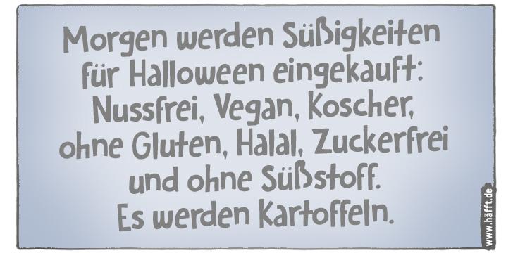 5 Sprüche Zu Halloween Häfft De