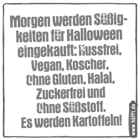 5 Sprüche Zu Halloween Häfftde