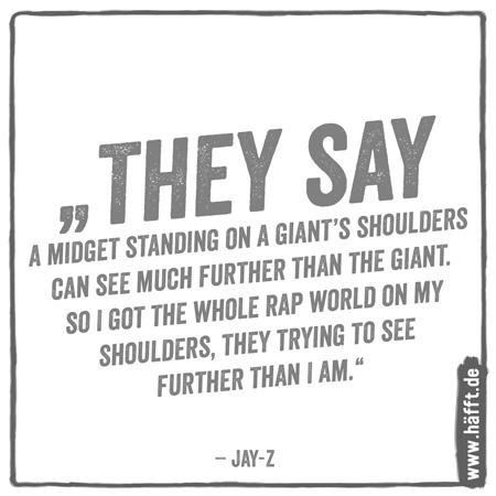 Die 10 Besten Zitate Von Jay Z Häfftde