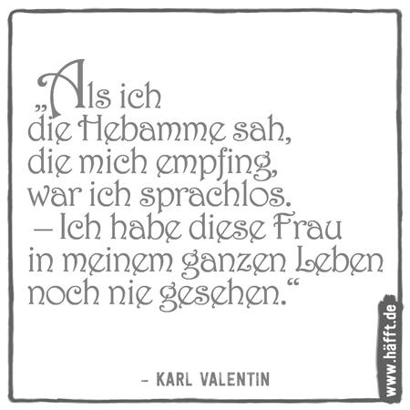 Die 8 Besten Karl Valentin Zitate Häfftde