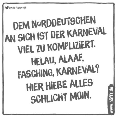 Elegant 6 Sprüche über Karneval, Fasching Und Co. · Häfft.de