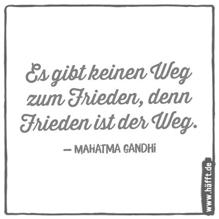 7 Weise Zitate Von Mahatma Gandhi Häfftde