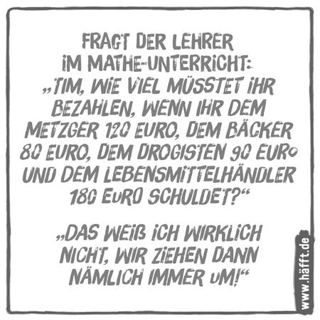11 Mathewitze Amp Sprche Zum Ablachen Amp Mitrechnen Hfftde