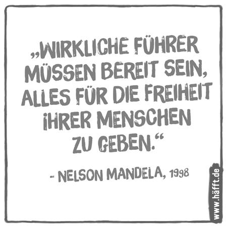 8 Weise Zitate Von Nelson Mandela Häfft De