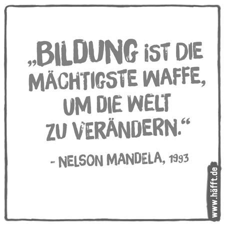 9 Zitate Von Nelson Mandela Häfftde