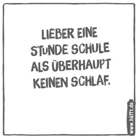 Super 8 Sprüche über Schule · Häfft.de #RE_72