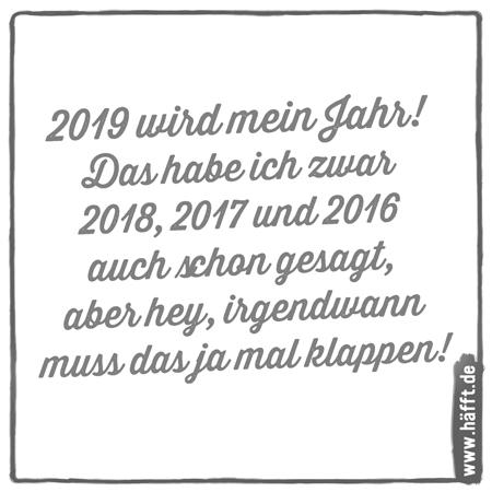 6 Sprüche Fürs Neue Jahr Häfftde