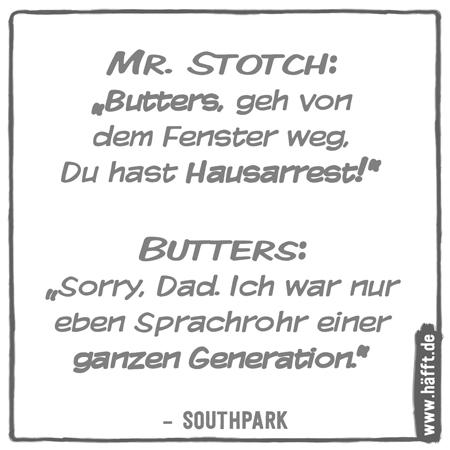6 Coole Spruche Aus Southpark Hafft De