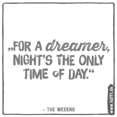 Übers Träumen Sprüche