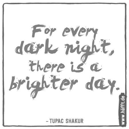 Die besten Zitate von Tupac Shakur · Häfft.de