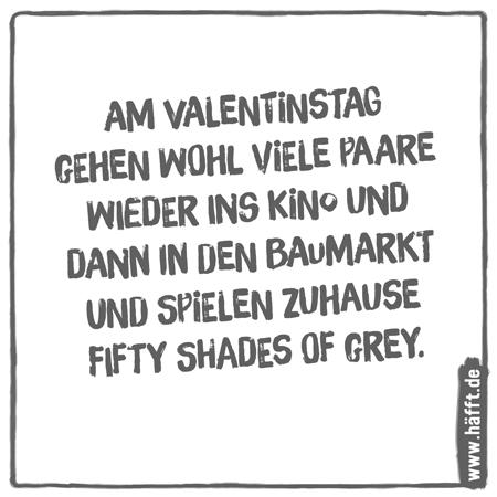 Valentinstag · Häfft.de