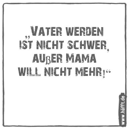 Lustige Sprüche zum Vatertag · Häfft.de