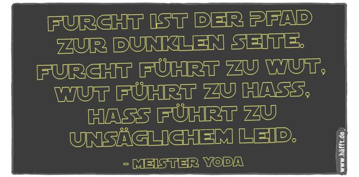 Die Besten Spruche Von Meister Yoda Hafft De